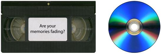 video vhs to dvd convert cheltenham gloucester